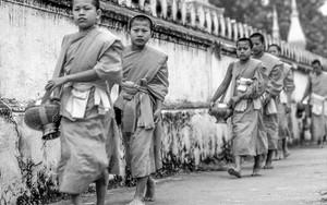 幼い僧侶たち