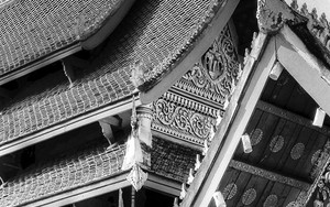 Roof Of A Buddhist Temple