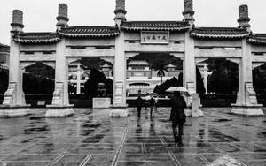故宮博物院の入り口