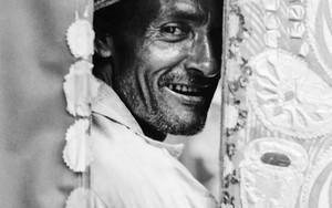 Face Of A Rickshaw Wallah