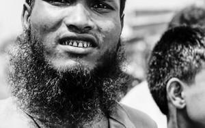 髭とタキーヤ