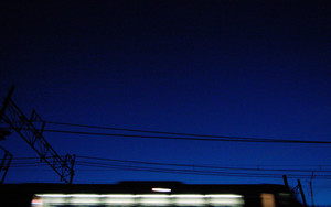 Train At Night