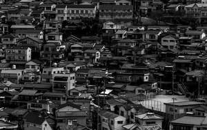 長崎の町並み