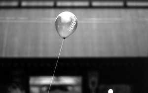Balloon In The Crowd