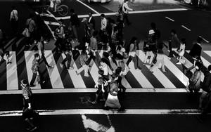 Crossing People
