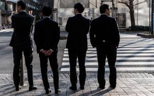 Four Businessmen