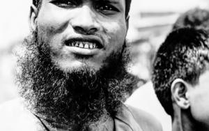 Beard And Taqiyah