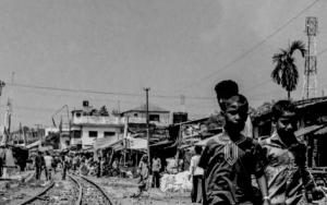 Distorted Rail Track