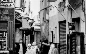 Hijab In The Lane