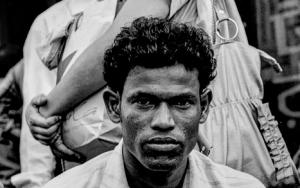 Stunned-looking Man