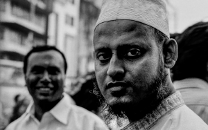 Taqiyah, Beard And Embroidered Collar