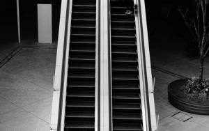 Some People On The Escalator