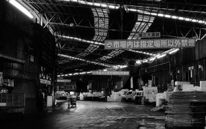 Wide Aisle In Tsukiji Market